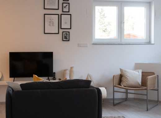 Neues vollmöbliertes Apartment in Flughafen-nähe