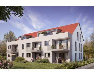 Attraktive 4-Zimmerwohnung im Obergeschoss (Wohnung 4) in Mundelsheim