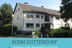 6 Zimmer Wohnung in Bonn
