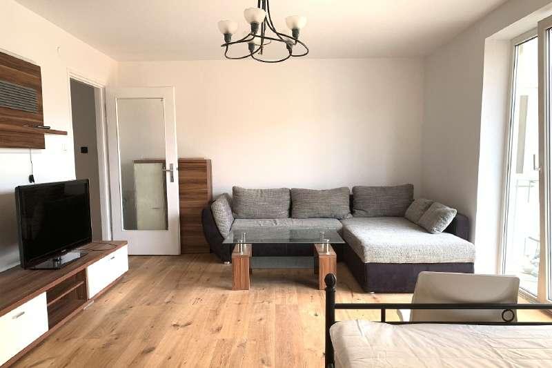 MAXVORSTADT! Möbliertes 1-Zimmer Appartement in TOP Lage