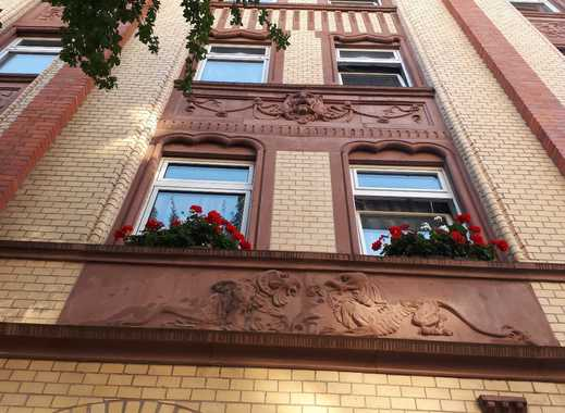 _RESERVIERT_gepflegte, helle Stadtwohnung_Einbauküche_Tageslichtbad_FH, City in wenigen Min++