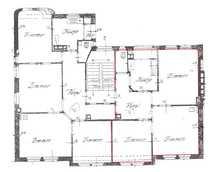 Charmante 3 Zimmer Altbauwohnung im
