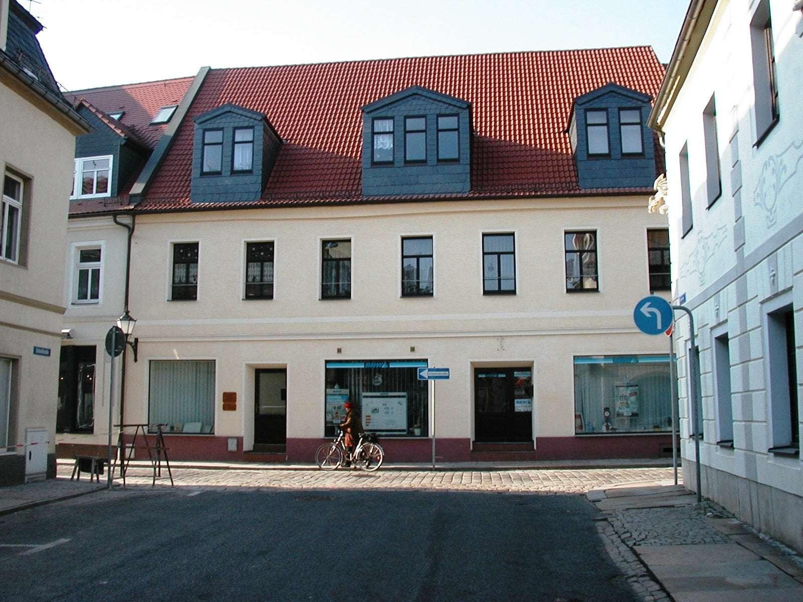 Renditeobjekt in ruhigem Umfeld im Stadtzentrum von Großenhain - Wohnung zum Kauf in Großenhain