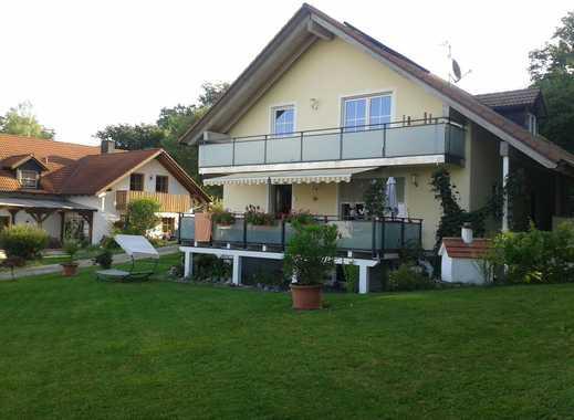 Gepflegte 4-Zimmer-Wohnung mit Balkon in Grafrath-Mauern