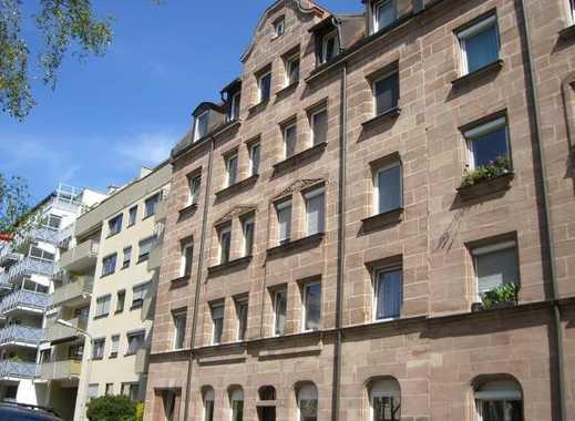 ERSTBEZUG!! Hochwertig sanierte 3-Zimmer-Wohnung mit Balkon und EBK im beliebten St. Johannis