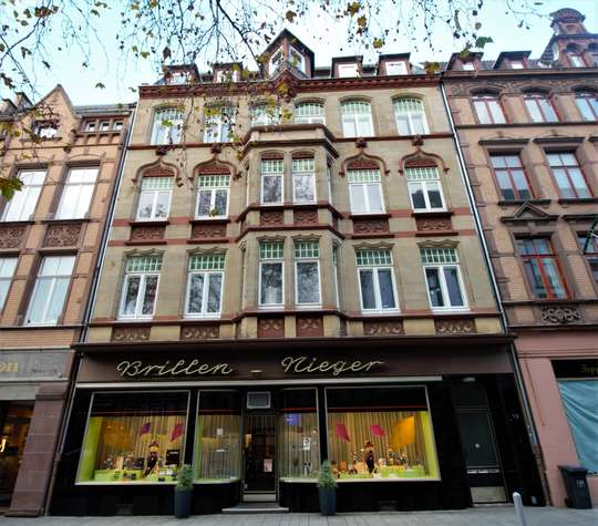 Rarität am Göttinger Wohnungsmarkt- 4 attraktive Eigentumswohnungen in der Theaterstraße!