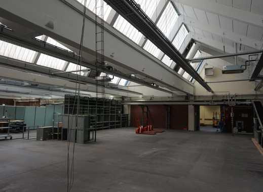 *GEWERBEPARK HEINRICH-HERTZ-STR*  Große Werkstatt-/Produktionsfläche in unserem Gewerbezentrum