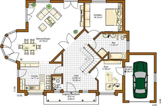musterhaus riviera ein bungalow der extraklasse. Black Bedroom Furniture Sets. Home Design Ideas