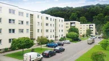 Erdgeschoss: Top 2-Zimmer-Wohnung in gutem Zustand und ruhiger Lage in Altdorf (Landshut)