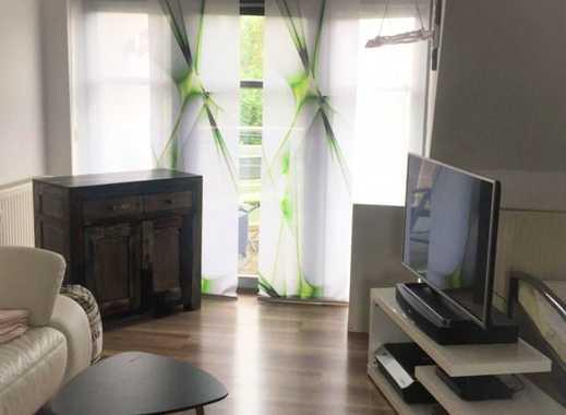 Gepflegte 1-Zimmer-DG-Wohnung mit Balkon und EBK in Unstrut-Hainich-Kreis