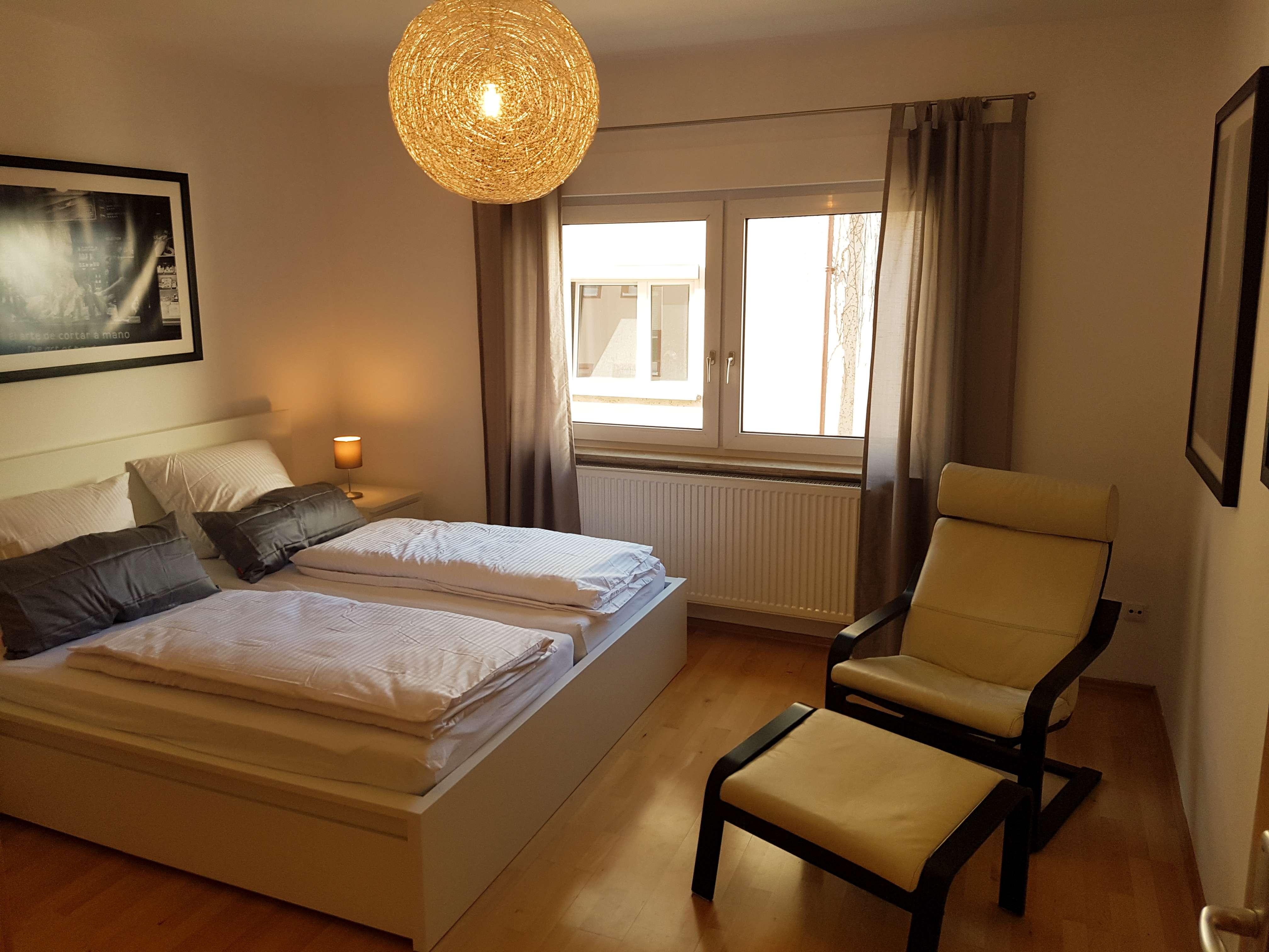 Möblierte Wohnung in der Würzburger Innenstadt in