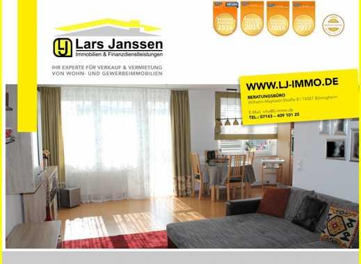 *** Lichtdurchflutet und top gepflegt - 3-Zimmerwohnung in Stadtnähe mit TG-Platz ***
