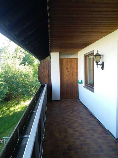 Sanierte Wohnung mit zwei Zimmern und Balkon in Bad Wörishofen in Bad Wörishofen
