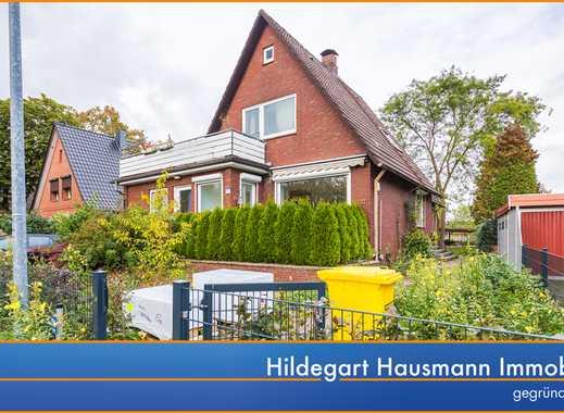 Großzügiges Wohnen mit Haus-Charakter in Norderstedt-Garstedt!