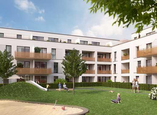 PANDION VILLE - 3-Zimmer-Wohnung mit zwei Bädern und Südbalkon