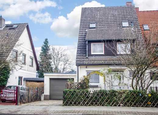 Großzügige Doppelhaushälfte in ruhiger Wohnlage