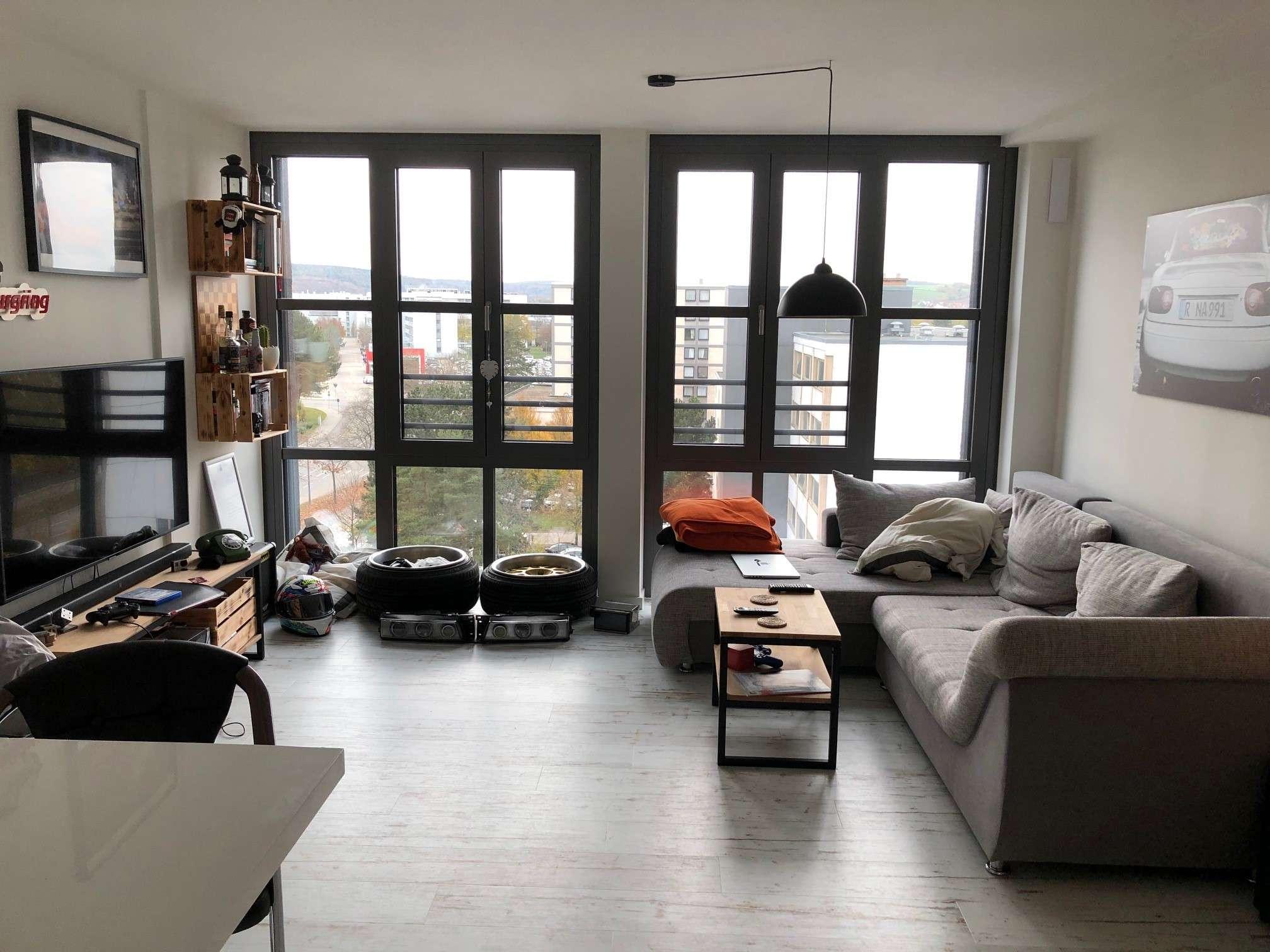 Innerer Westen- 2 Zimmer-WHG. ca. 55 m² 7.OG-generalsaniert in Westenviertel (Regensburg)