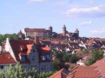 Dachgeschosswohnung mit Burgblick