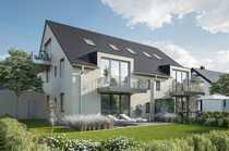 MAIER - Neubau 3-Zimmer-Dachgeschosswohnung mit 2