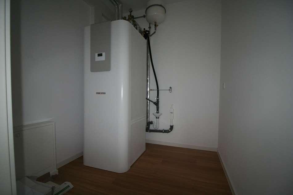Heizung Luftwärmepumpe