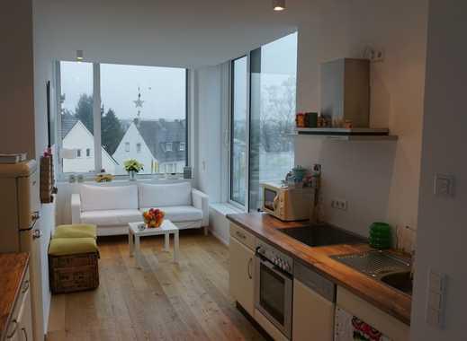 Exklusive, lichtdurchflutete Penthouse-Wohnung mit Sonnenterrasse im Zentrum von Rodenkirchen