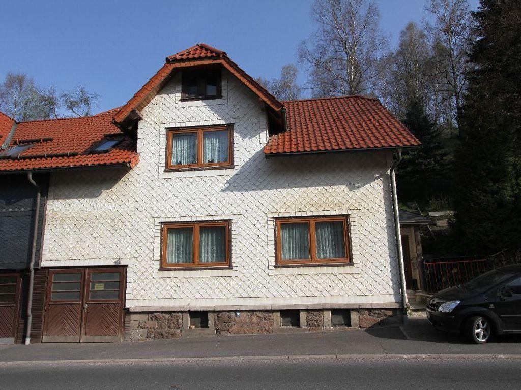Hinter Dem Haus efh mit kleiner terrasse hinter dem haus garage und