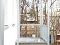 Bild Erstbezug moderner Ein-Zimmerwohnung nach Kernsanierung