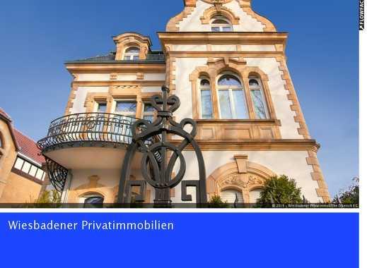 Altbaujuwel in top Lage mit unverbaubarem Blick auf den Neroberg von Wiesbaden