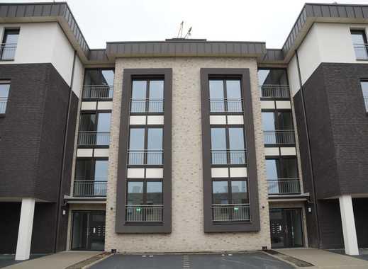 ansprechende 2-Zimmer-Wohnung in Cloppenburg mit Einbauküche und Balkon