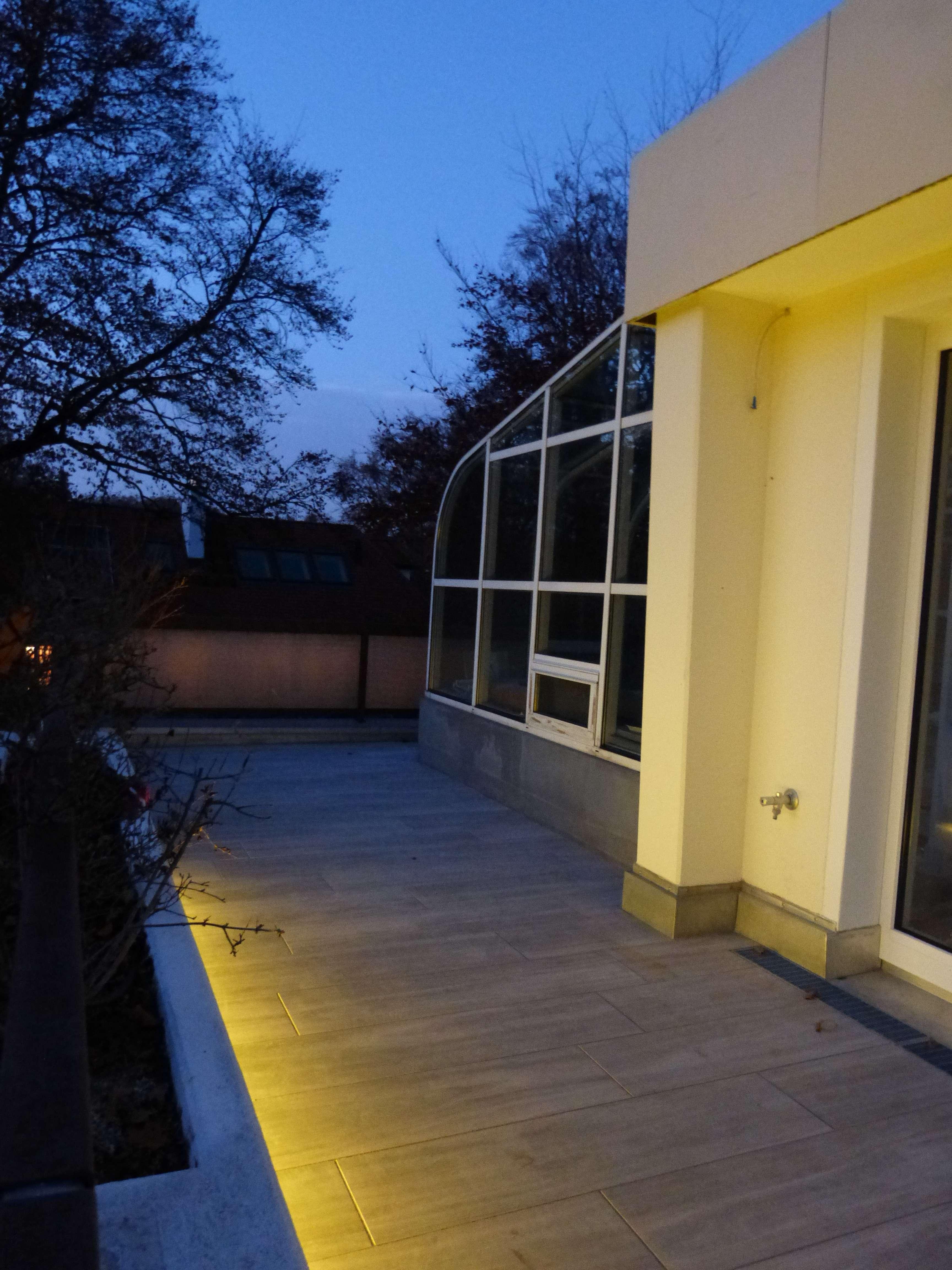 Luxus-Penthouse mit Traumterrasse und Wintergarten - Prinz-Ludwigs-Höhe Solln (450 m zur S-Bahn)