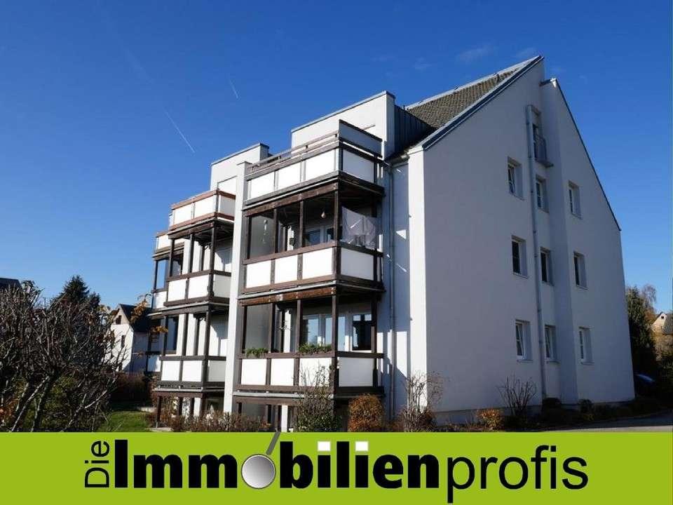 Attraktive 3-Zimmer-Wohnung mit EBK, zwei Balkonen und Garage in Gattendorf in Gattendorf