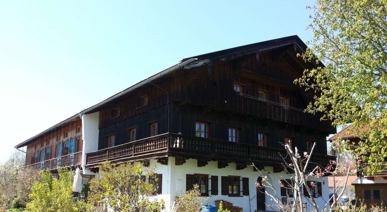 Sonnige Traumwohnung mit Bergblick in Miesbach in Miesbach