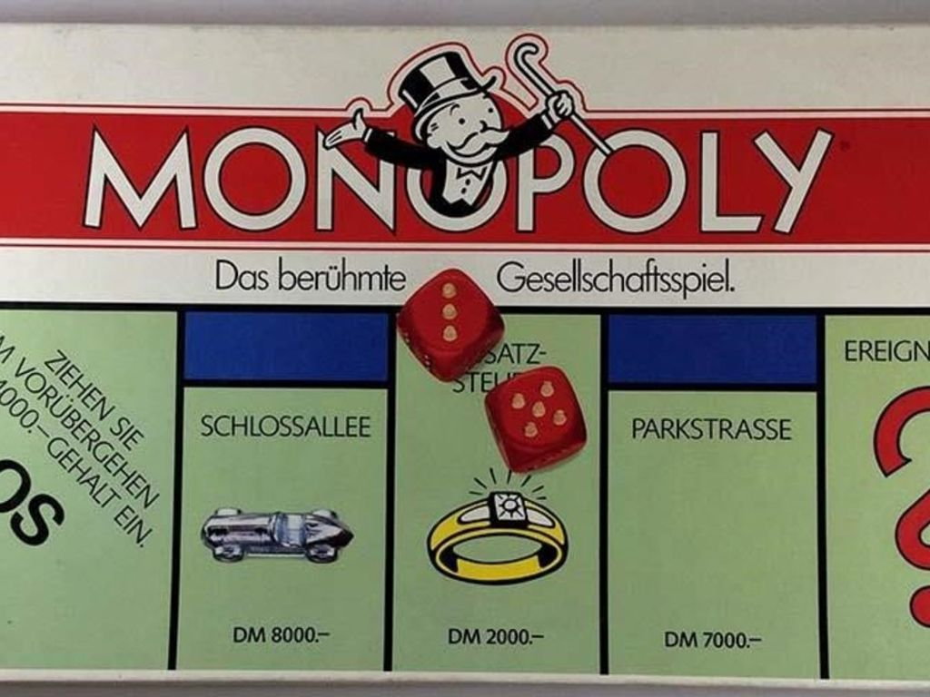 Monopoly Schlossallee