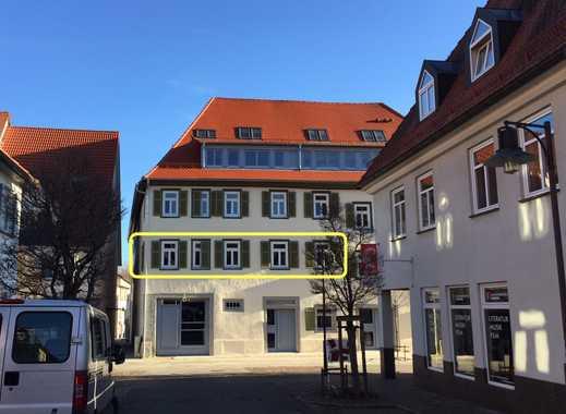 Lichtdurchflutete 3-Zimmer Wohnung im Herzen von Balingen im ehemaligen Kameralamt - Denkmalobjekt