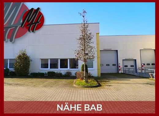 TOP-LAGE ✓ NÄHE BAB ✓ Moderne Lagerflächen (270 m²) & Büroflächen (110 m²) zu vermieten