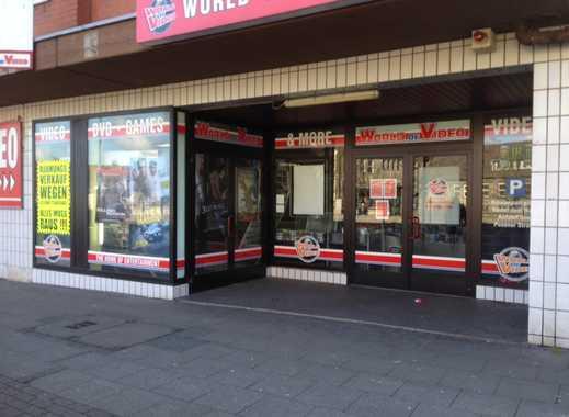 Lagerfläche / Verkaufsfläche an Haupteinfallstrasse in Velbert zu vermieten!