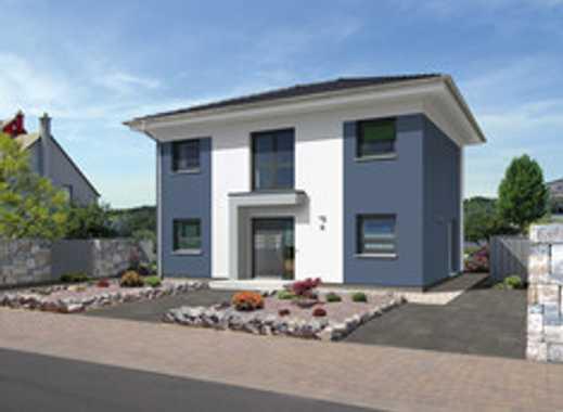 Spektakuläre helle Stadtvilla in modernstem Wohndesign - Ihr neues KfW55 Effizienzhaus für gehobene