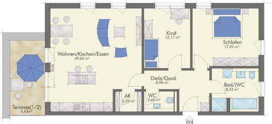 Wohnung Nr. 4, 1.OG