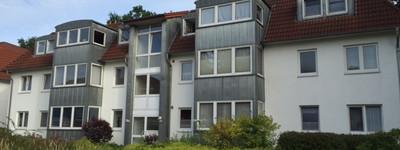 Schöne, geräumige 2,5 Zimmer Wohnung in Bad Oeynhausen Nähe Innenstadt inkl. Wintergarten