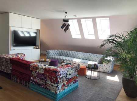 MAX / 23   Traumwohnung oder Gewerbe  über 2 Etagen in bester Innenstadtlage mit Loggia in Augsburg-Innenstadt