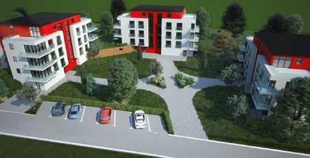 Erstbezug mit EBK und Terrasse: ansprechende 2-Zimmer-EG-Wohnung an der Altmühltherme in Treuchtlingen