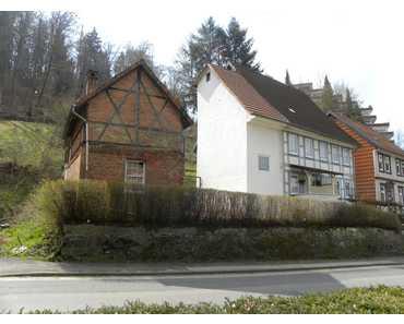 Zentral und reizvoll gelegenes Ein- bis Zweifamilienhaus - PROVISIONSFREI in Bad Grund (Harz)