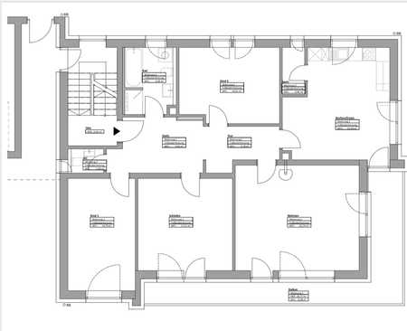 Erstbezug in eine wunderschöne neu sanierte 4-Zimmer-Wohnung in Pörnbach in Pörnbach