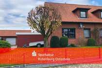 Hesedorf - Top gepflegte Doppelhaushälfte sucht