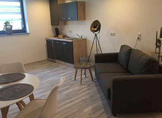 Apartment mit Badewanne in Roßtal