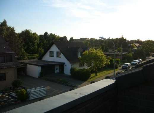 Schöne Wohnung mit Dachterrasse