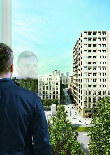 Ein Traum im 11. Stock in Schwabing (München)