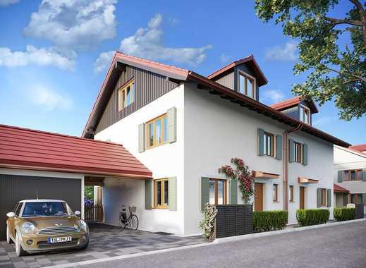 Traumhafte Doppelhaushälfte direkt am Kloster Benediktbeuern - Haus Nummer 4