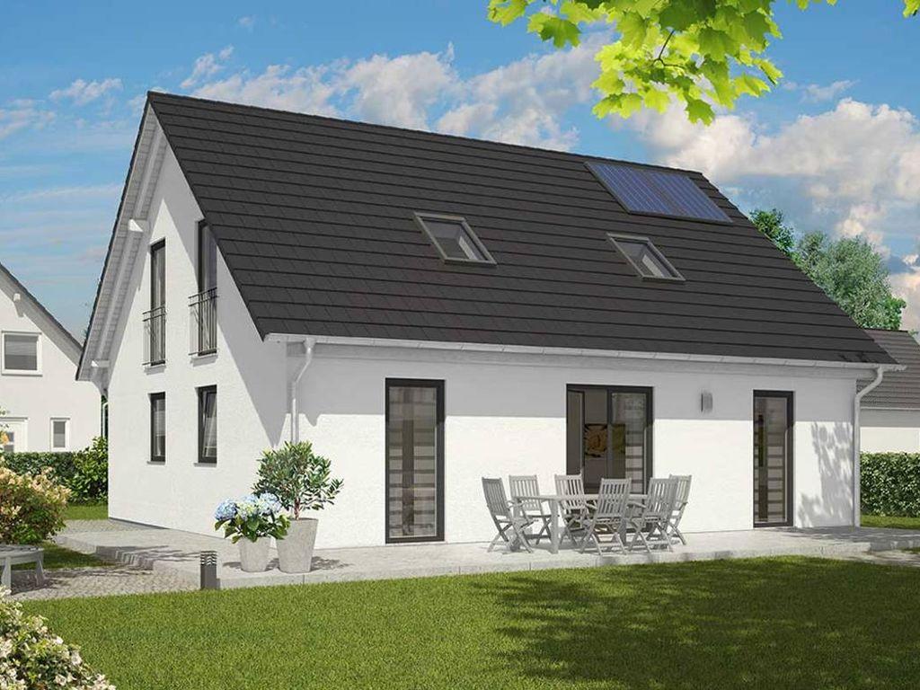 Machen Sie dieses Haus (projektiert) zu Ihrer Familienoase