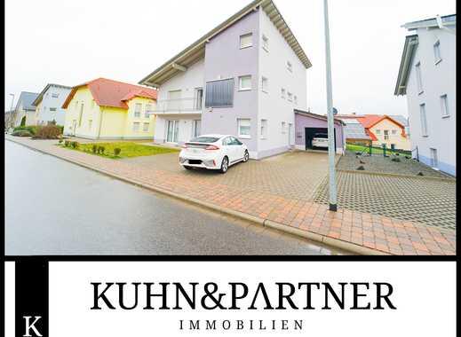 *V E R K A U F T *  Bruchmühlbach-Miesau | Außergewöhnliches Einfamilienhaus